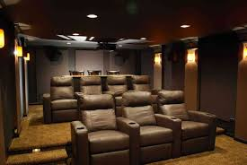 media room furniture seating. media room seating ideas perfect decoration furniture exciting brown leather gallery including g