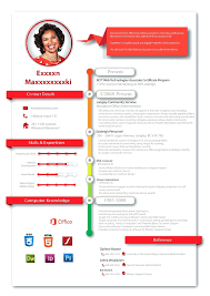 Resume Infographic Template Resume Infographic Template Therpgmovie 24