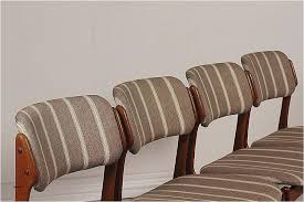 dining chair fabric in 2018 fabric dining chair unique mid century od 49 teak dining chairs