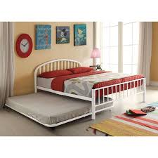 Cailyn Trundle Bed ly Full White Walmart