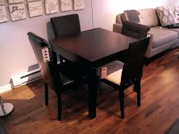 square wood dining tables. Plain Dining Black And Wood Dining Table Compact Small Square With Colorful  Decoration Classic Wooden Throughout Square Wood Dining Tables