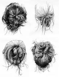i love messy buns from the betweenpeaceandhappiness spot co