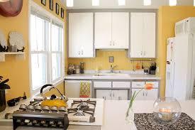 40 Trendy Ideas That Bring Gray And Yellow To The Kitchen Mesmerizing Yellow Kitchen Ideas
