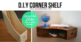 diy corner desk organizer. Contemporary Desk DIY  Throughout Diy Corner Desk Organizer E