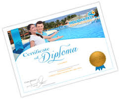 holiday rep e learning diploma course inc certificate holiday rep diploma certificate