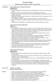 Front Desk Supervisor Resume Sample Front Desk Supervisor Resume Samples Velvet Jobs 5