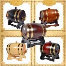storage oak wine barrels. 5L Oak Barrels Wooden Barrel For Storage Aging Wine Whiskey Spirits Wine.US