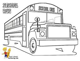 Small Picture Unique School Bus Coloring Pages 57 For Your Coloring Pages Online