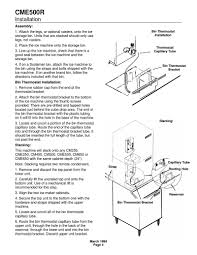 service manual cme500r pdf flipbook service manual cme500r