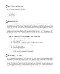 Professional Nanny Resume Sample Sample Babysitting Resume Caregiver Resume Template Nanny Resumes