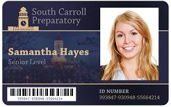 Identity Card Format For Student School Id Cards Id Badges For K 12 School Students Faculty