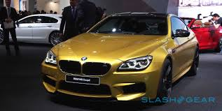 2016 BMW 6 Series boosts M6 and adds customs - SlashGear