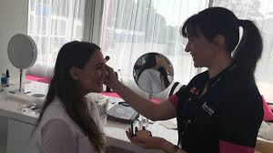 wagga makeup artist s backstage pass the daily advertiser wagga priceline beauty advisor brooke pearce has spent the last week at the virgin melbourne