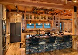 Rustic Looking Kitchens Farmhouse Style Kitchen Rustic Decor Ideas Decoration Y