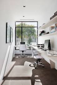 Office modern Executive New Home Brighton Contemporaryhomeoffice Home Office Space Small Office Spaces Modern Digs 220 Best Contemporary Office Spaces Images Contemporary Desk