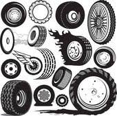 tires clipart. Simple Tires Tire Tire Collection On Tires Clipart
