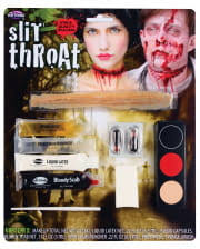 throat cut make up kit