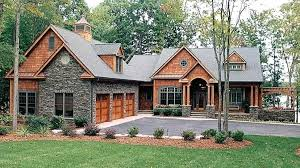 craftsman house plans with walkout basement walkout basement house plans for lake craftsman style home plans with walkout basement