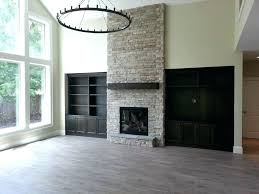 fireplace crown molding around fake beautiful wall trim good design stone mantel proportion and scale diy man