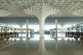 for the 4 4 million square foot terminal 2 at chhatrapati shivaji international airport