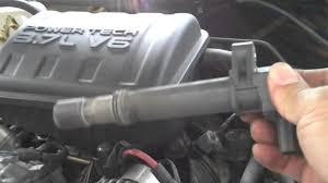 Spark Plug change 2003 Jeep Liberty 3.7L PART 1 - YouTube