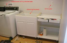 sink hookup washer and dryer. Laundry Electrical For Sink Hookup Washer And Dryer