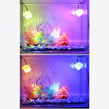 UINN Đèn LED Chìm Nhiều Màu Chống Nước Cho Bể Cá, Đèn Trang Trí Bể Cá | Đèn  hồ cá