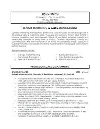Marketing Manager Resume Objective Interesting Best Marketing Resume Examples Best Marketing Resume Examples Resume
