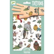 Sada Na Tetování Pro Děti