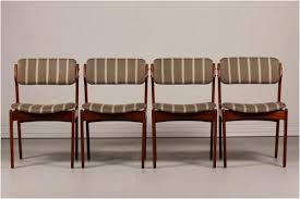 counter height folding table elegant mid century od 49 teak dining chairs by erik buch for