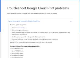 Can't Print From My Chromebook To My Cloud Ready Printer - Google ...