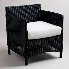 Black Patio Chairs U2013 Coredesign InteriorsBlack Outdoor Wicker Furniture