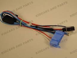 peg perego ride on john deere gator hlr 12 volt wiring harness peg perego ride on john deere gator hlr 12 volt wiring harness brand new