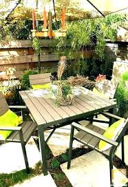 yard table and chairs small outdoor table set small patio dining sets space furniture ideas remarkable
