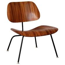 eames lcm zebra wood lounge chair for