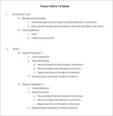 outline of essay example paper outline template in word  outline of essay example paper outline template in word argumentative essay outline generator