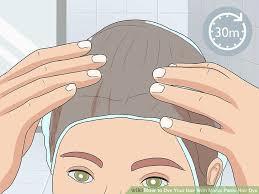Manic Panic Hair Colour Chart How To Dye Your Hair With Manic Panic Hair Dye 14 Steps