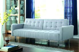 white tufted sofa. Tufted Faux Leather Sofa Bed Coaster Button In Light Grey Contrast . White