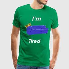 sofa king tired. Sofa King Tired - Men\u0026#39;s Premium