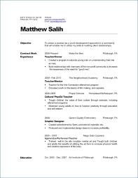 Spanish Resume Template Extraordinary Teacher Resume Examples Good Spanish Teacher Resume Examples