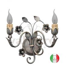 full size of living stunning italian wrought iron chandeliers 10 made in italy lampada a parete