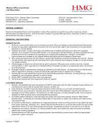Medical Office Manager Resume 1016 Drosophila Speciation Patternscom