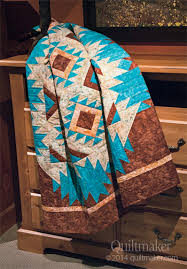 Southwest Quilt Patterns Impressive Pattern Sonoran Sands The Quilting Company
