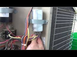 How To: Fixing My Lennox <b>Air Conditioner</b> - Fan Motor Not Working ...