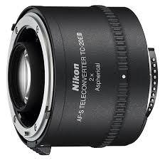 Used Nikon Tc 20e Iii 2x Af S Teleconverter D