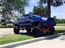lifted toyota trucks 2015. Exellent Toyota Used 2015 Toyota Tacoma TRD Pro On Lifted Trucks