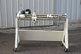 oneway lathe. no longer do you have to stand at your lathe. the 1236sd allows to or sit oneway lathe
