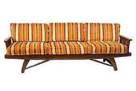 vintage mid century modern couch. Mid Century Modern Sofa Vintage Couch