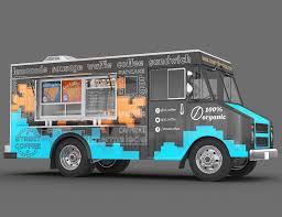 3d Food Truck Design Food Truck