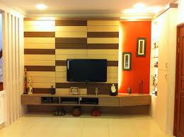Gallant Interior Room Decoration And Brown Walls Panels Design Ideas